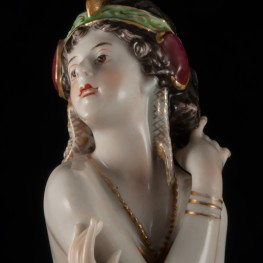 """Анна Павлова в балете """"Египетские ночи"""", Volkstedt, Германия, до 1935 г"""