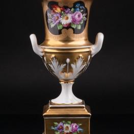 Фарфоровая Ваза в античном стиле, Carl Thieme, Германия, нач. 20 в.