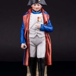 Статуэтка из фарфора Император Наполеон, Германия, сер. 20 в.